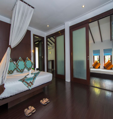 Bengal Suite by BOB-Bay Of Bengal Resort